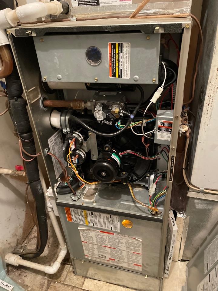 Crofton, MD - Heating tune up