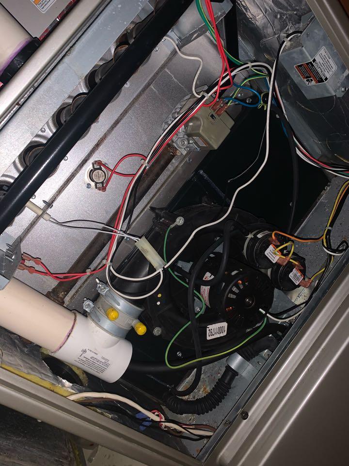 Upper Marlboro, MD - Gas furnace repair