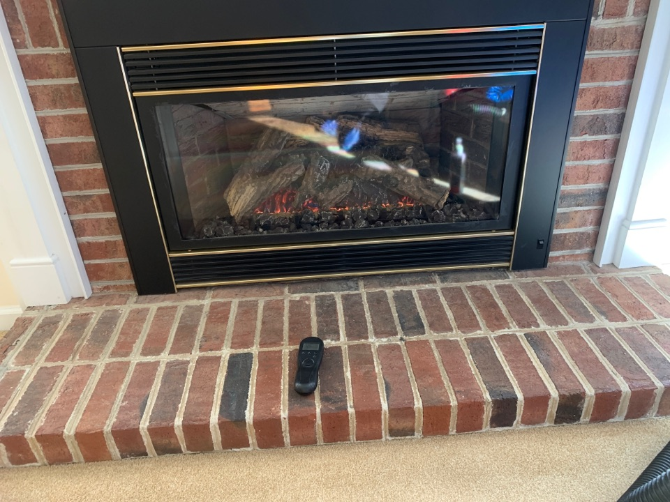 Crofton, MD - Fireplace tune up in Crofton
