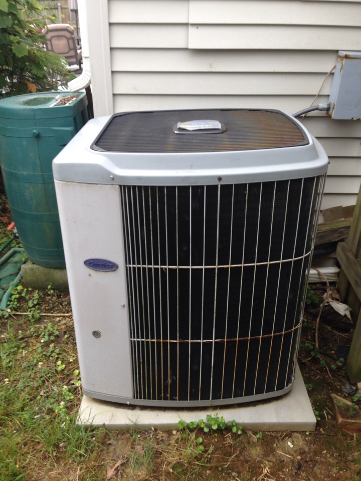 Gambrills, MD - AC air conditioning & heating system replacement installation Gambrills Maryland