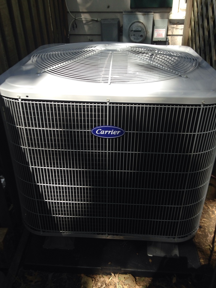 Crofton, MD - Heat pump ac air conditioning & heating system replacement installation Crofton Maryland