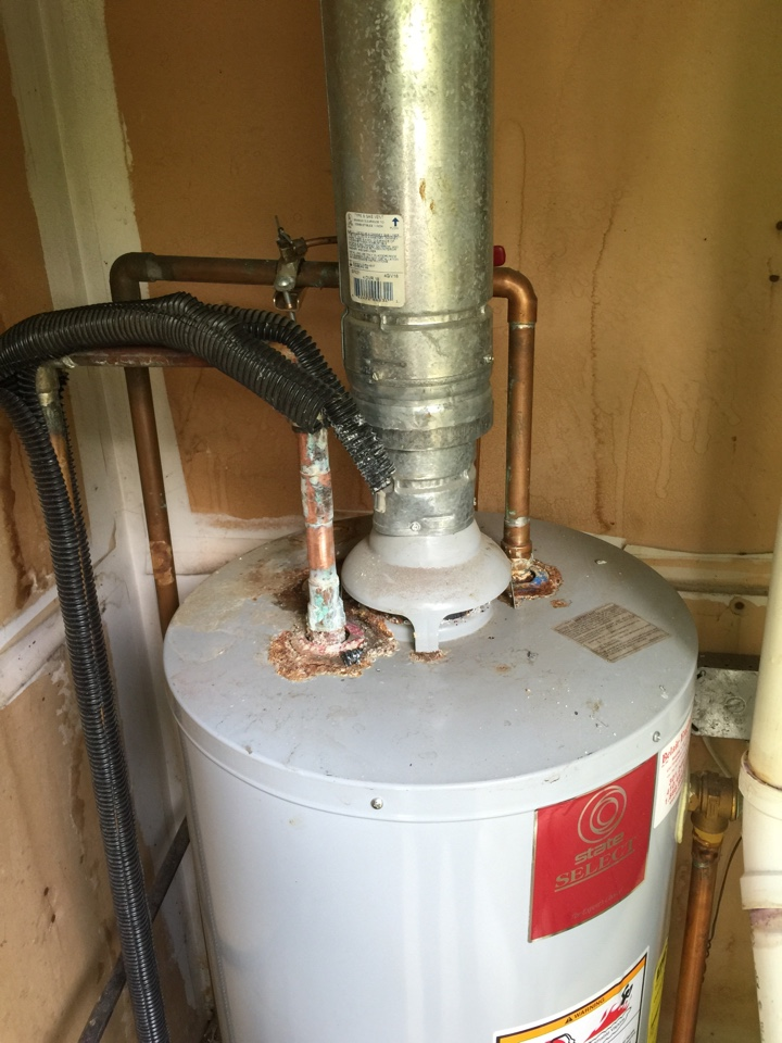 Crofton, MD - State water heater replacement installation & plumbing repair service Crofton Maryland