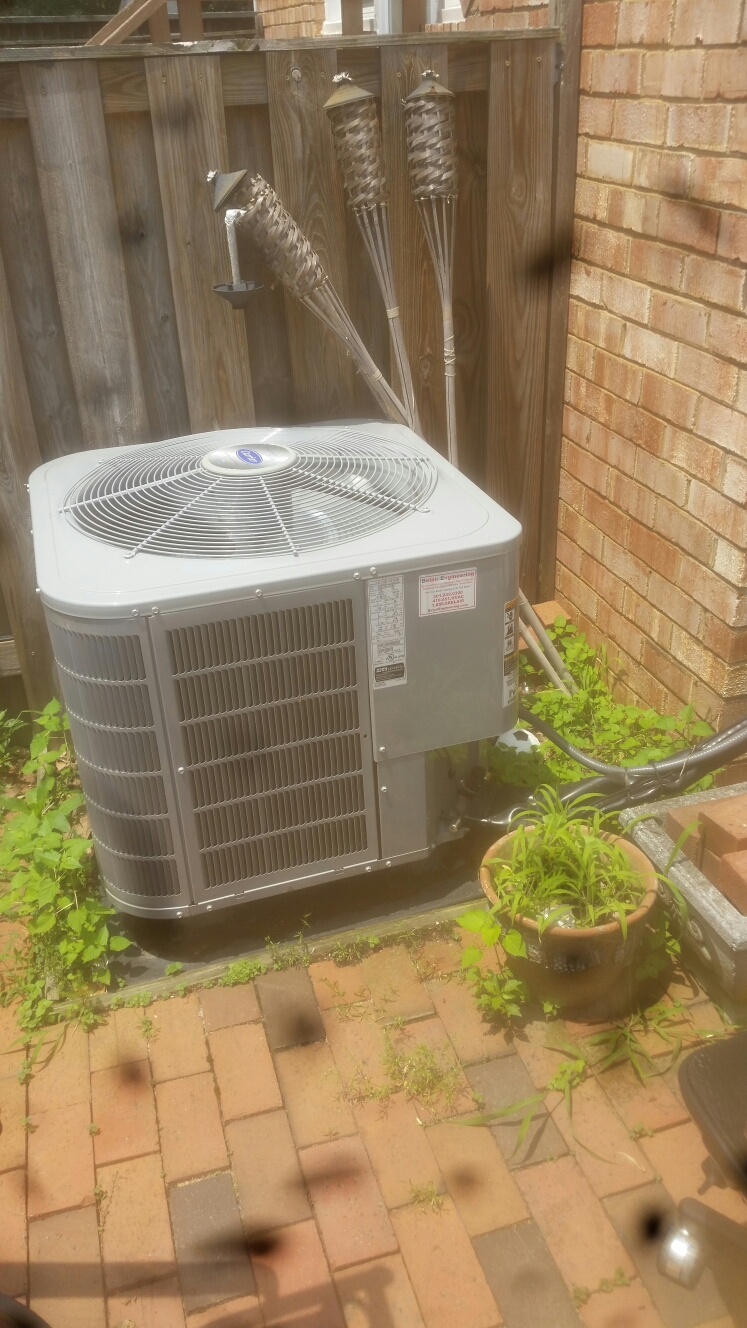 Crofton, MD - AC air conditioning & heating system replacement installation repair service call Crofton Maryland