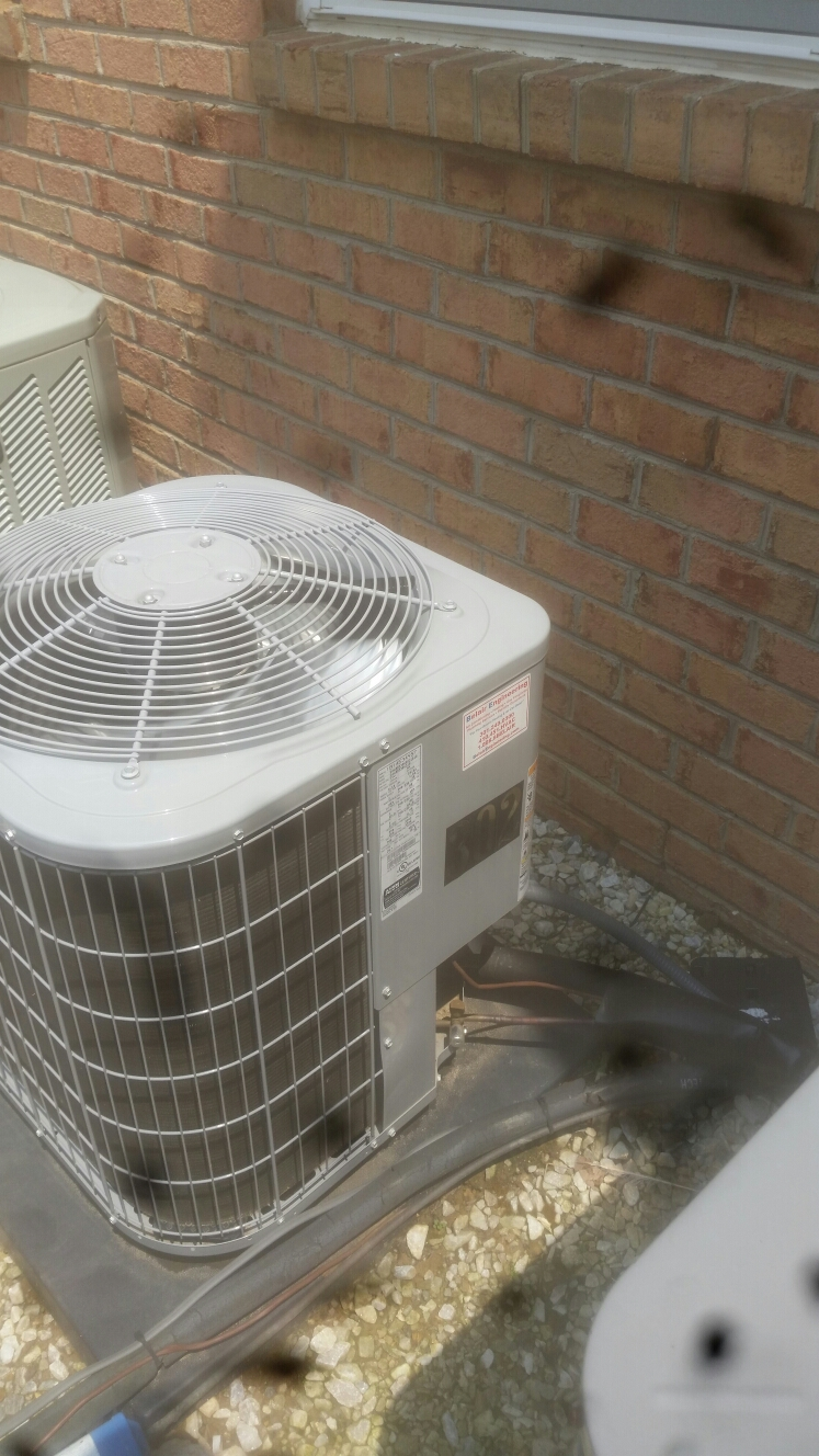 Gambrills, MD - AC air conditioning & heating system replacement installation repair service call Gambrills Maryland