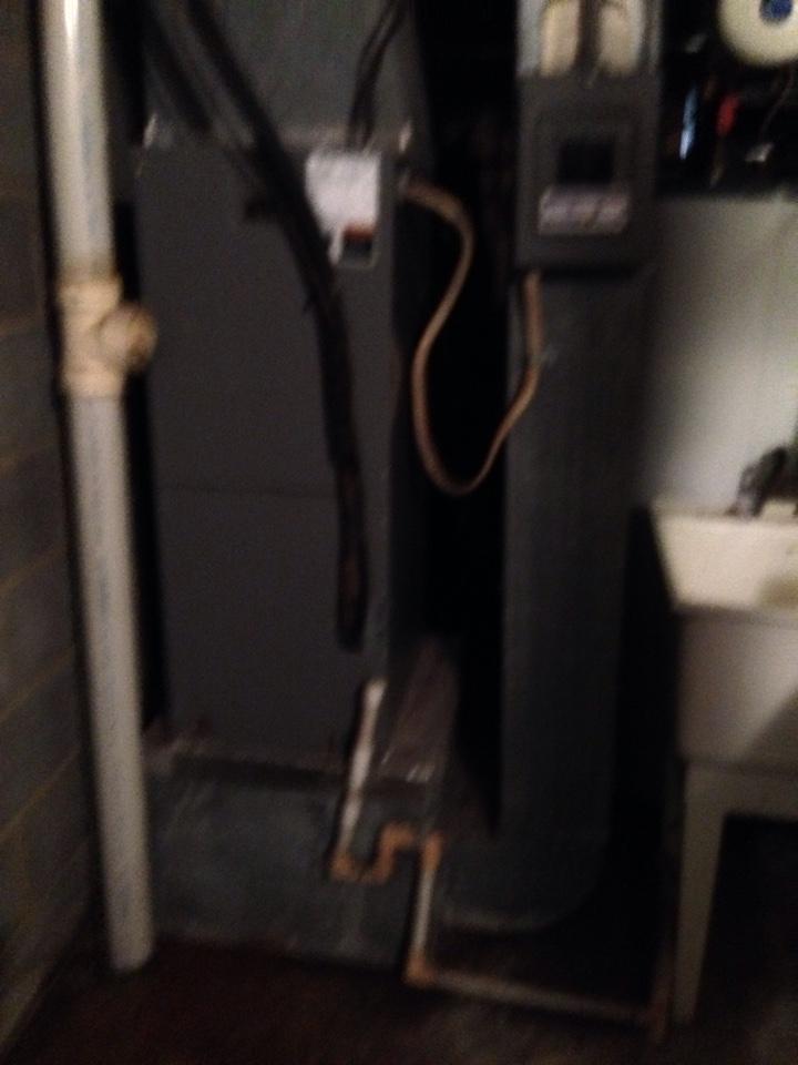 Crofton, MD - Heat pump system