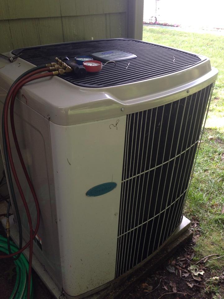 Crofton, MD - AC install