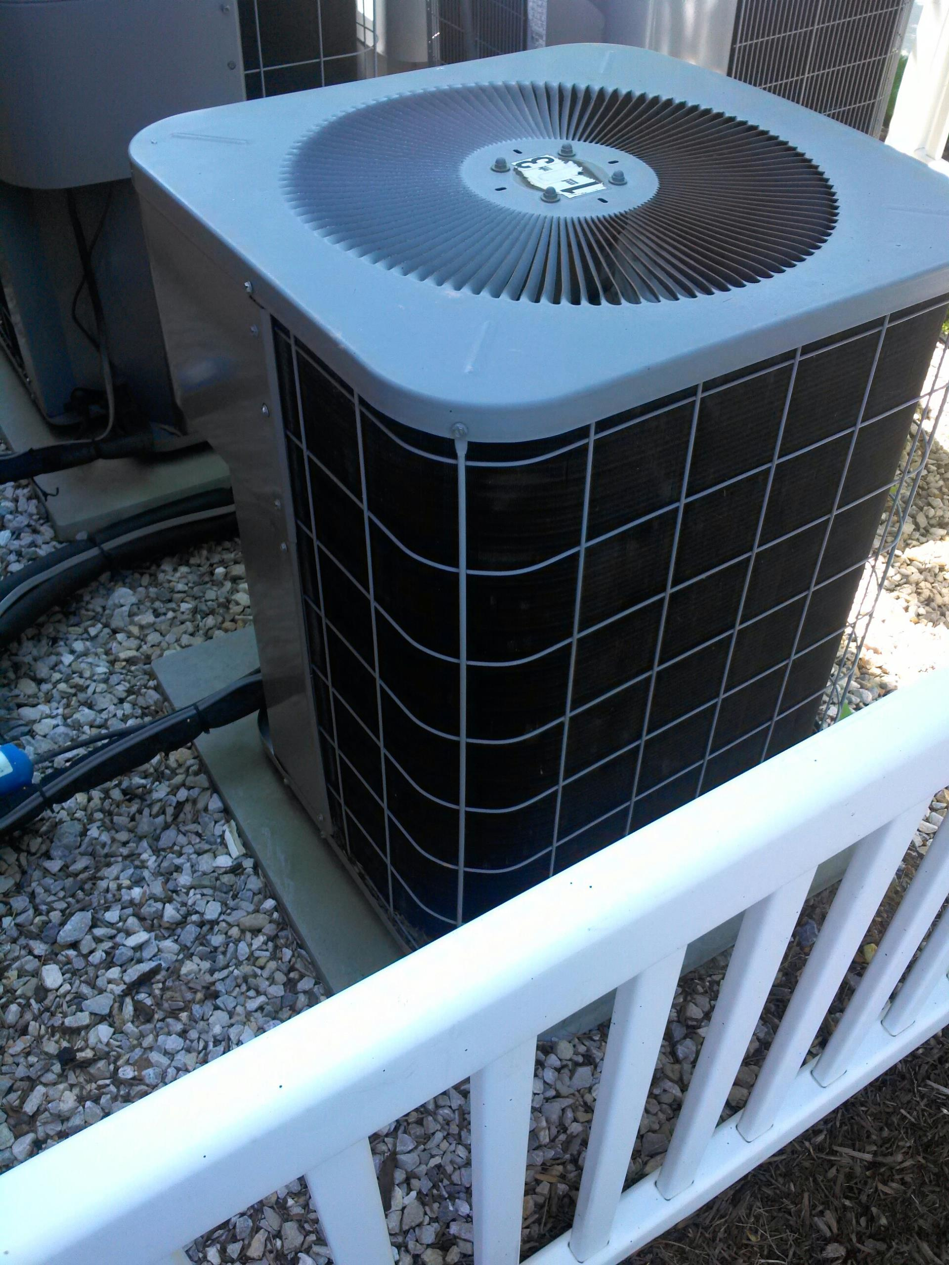 Gambrills, MD - AC air conditioning & heating system installation repair service call Gambrills Maryland