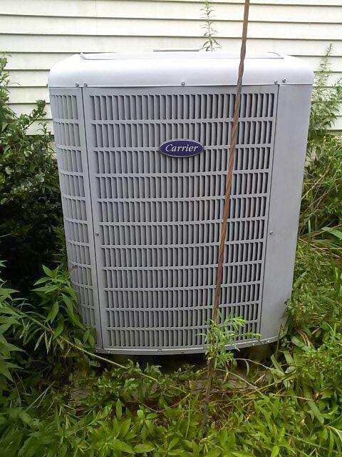 Crofton, MD - Heat pump ac air conditioning & heating system installation repair service call Crofton Maryland