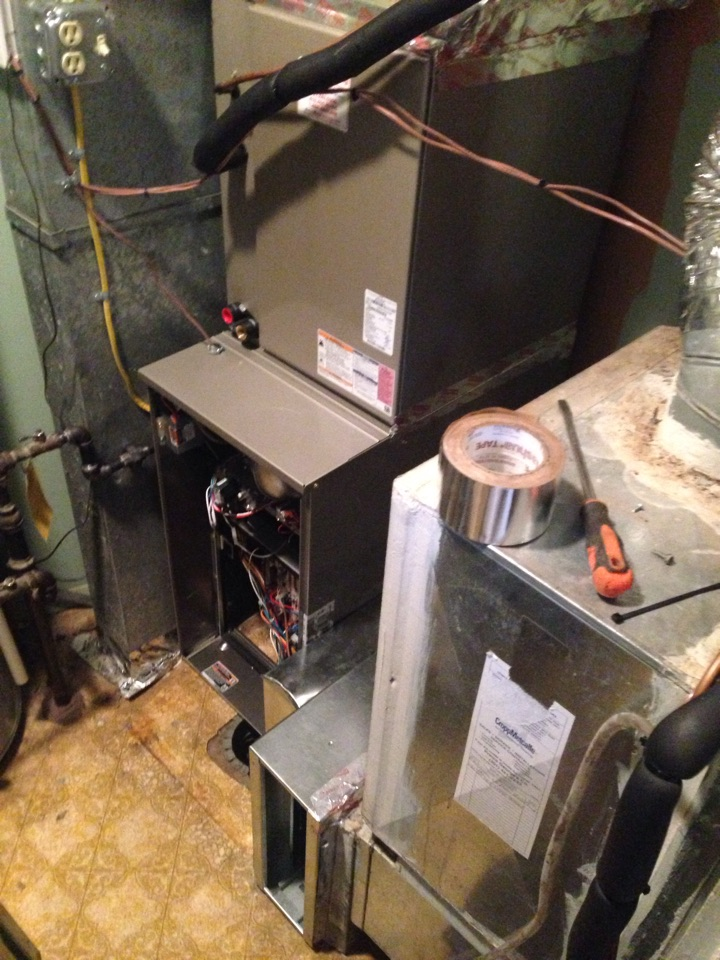 Morningside, MD - Heating & air conditioning system replacement installation repair service call Morningside Maryland