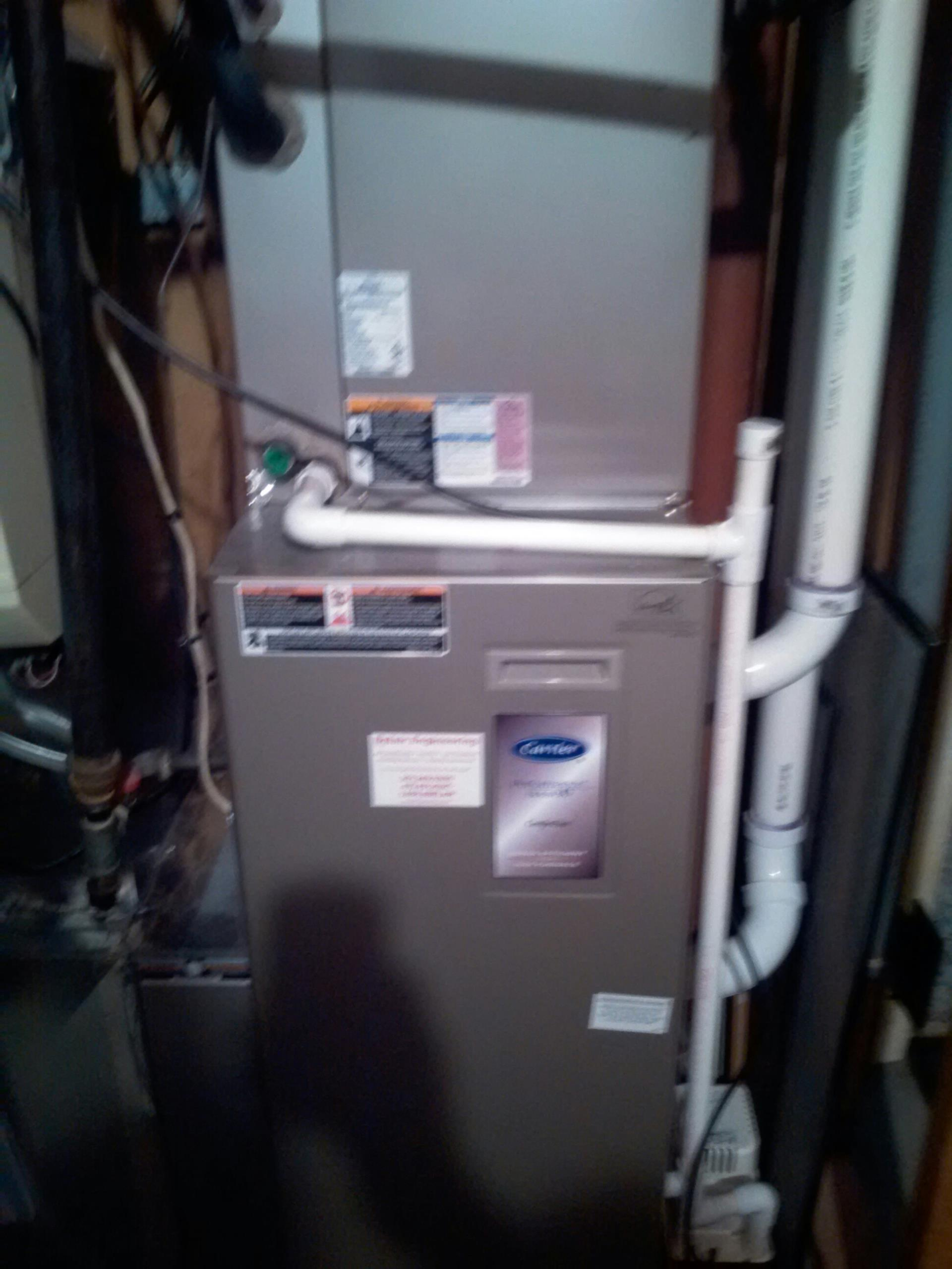 Crofton, MD - gas furnace heating & air conditioning system replacement installation repair service call crofton maryland 21114