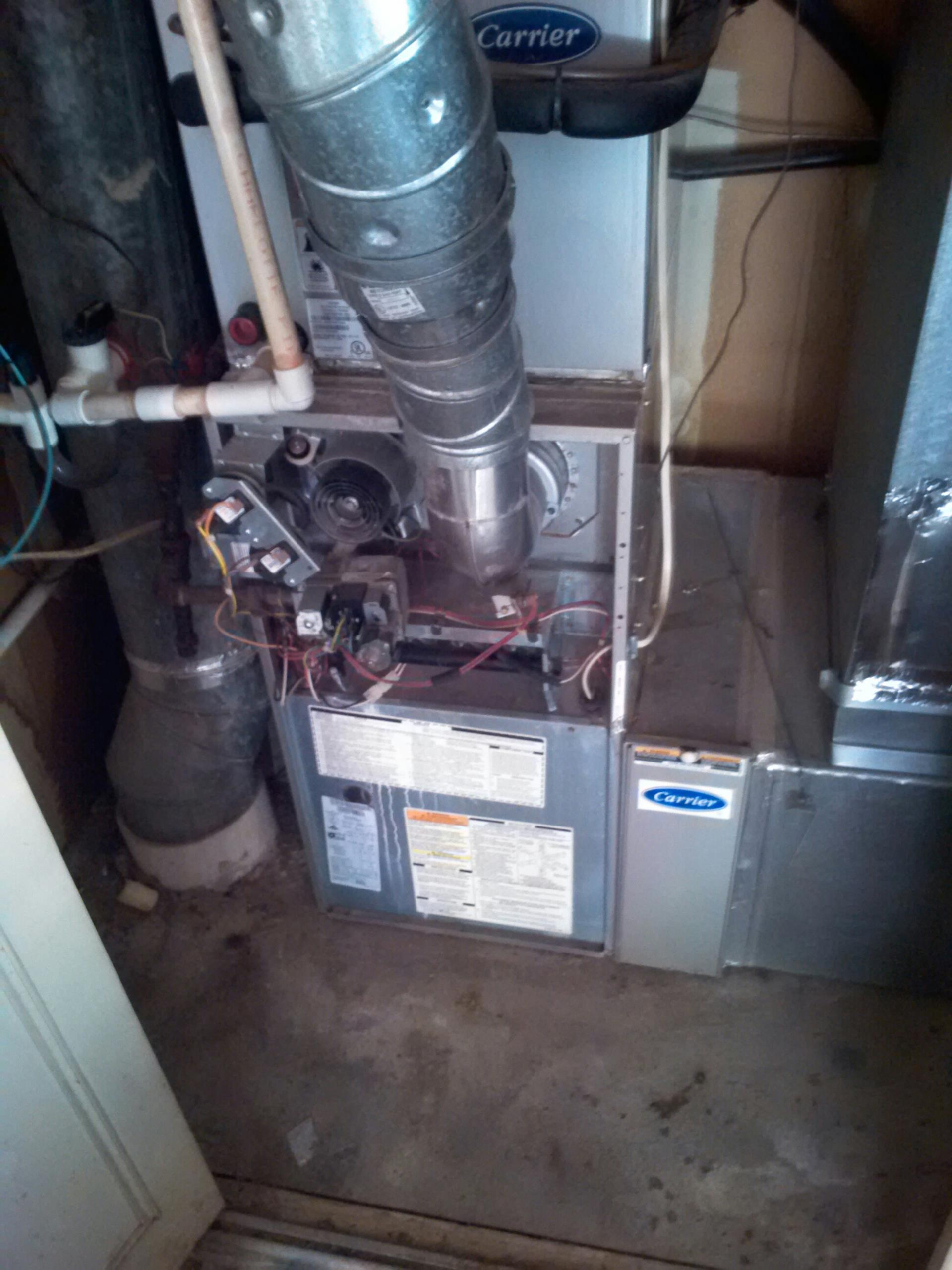 Crofton, MD - Heating & air conditioning system replacement installation repair service call Crofton Maryland