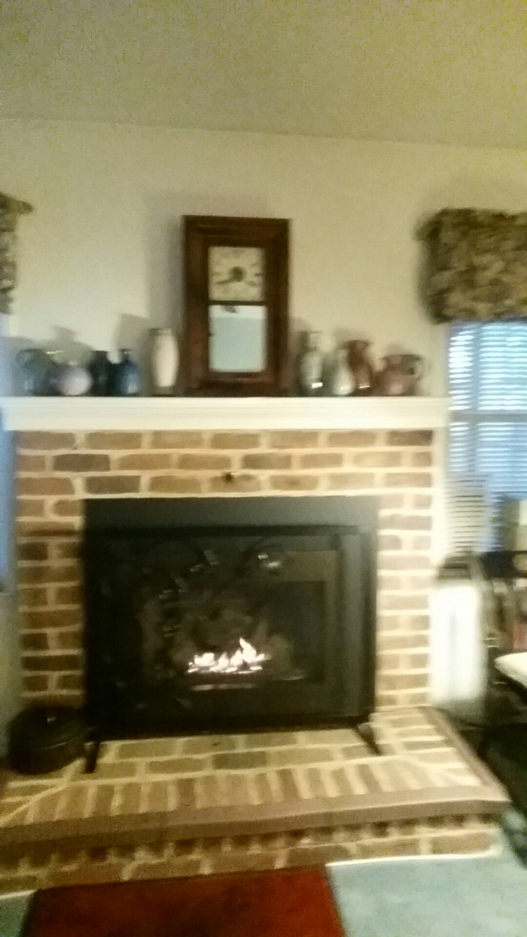 Crofton, MD - gas fireplace insert & gas log set installation repair service call crofton maryland 21114