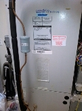Gambrills, MD - First Company heating & air conditioning system installation repair service call Gambrills Maryland