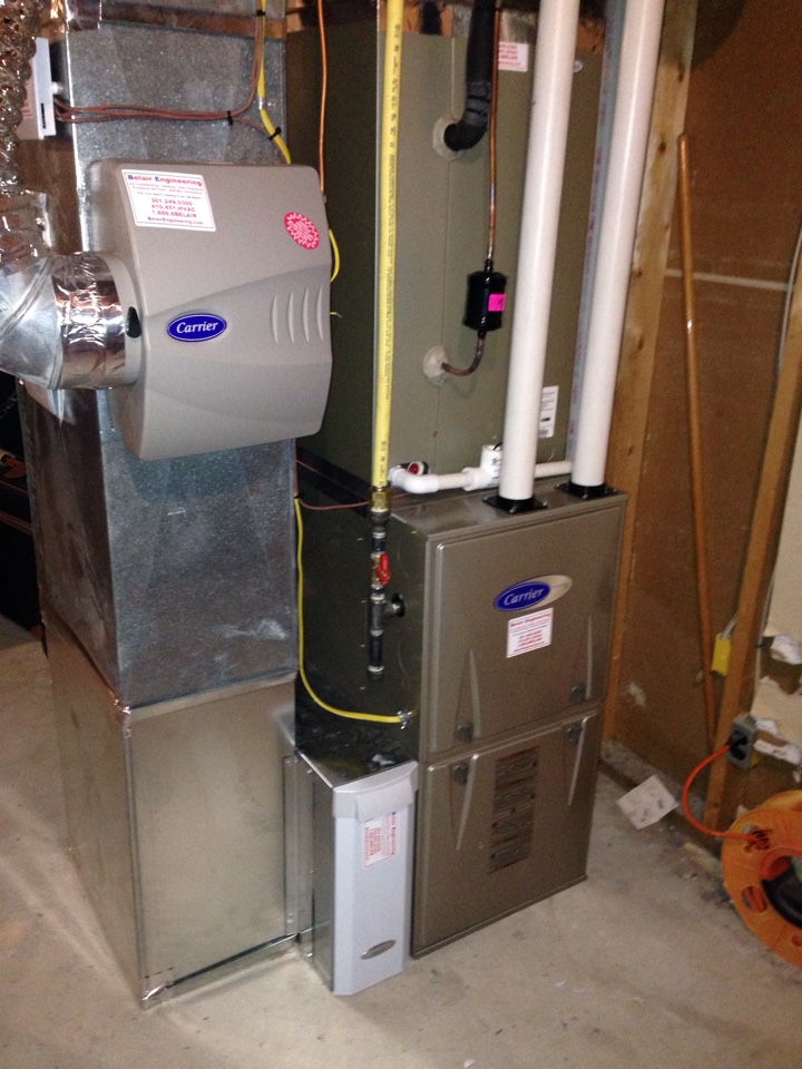 Furnace heat pump heating system repair service for Whole house heating systems