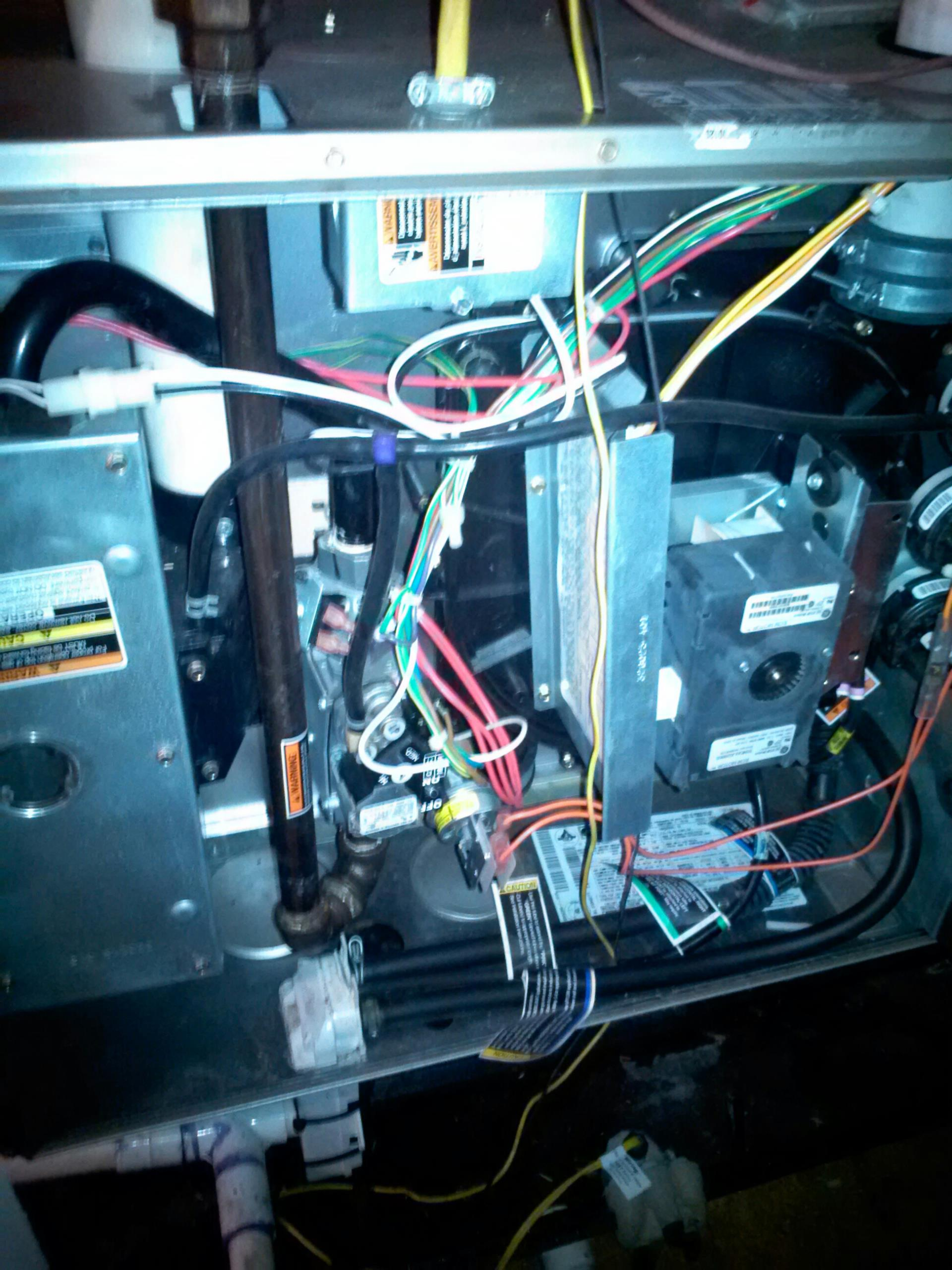 Heat Pump Furnace Heating System Repair Service In Riva Md Goodman Ac Wiring For Heater Gas Air Conditioning Replacement Installation