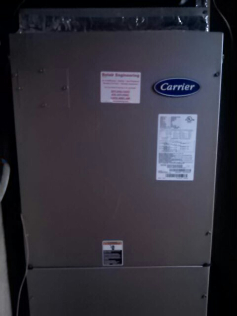Crownsville, MD - Heat pump heating & air conditioning system furnace filter replacement installation repair service call Crownsville Maryland