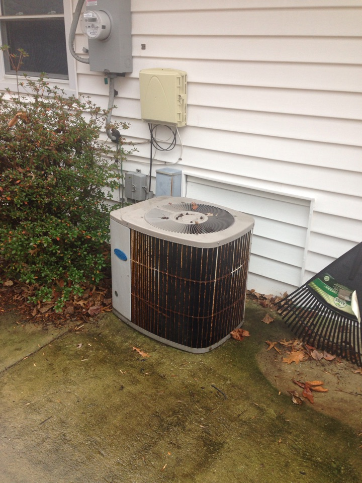 Air conditioning & heat pump AC system repair service in Bowie MD