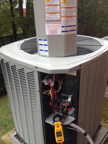 Savage, MD - Ac service repair