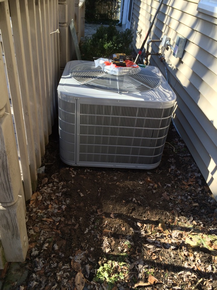 Crofton, MD - HVAC system replacement installation repair service call Crofton Maryland