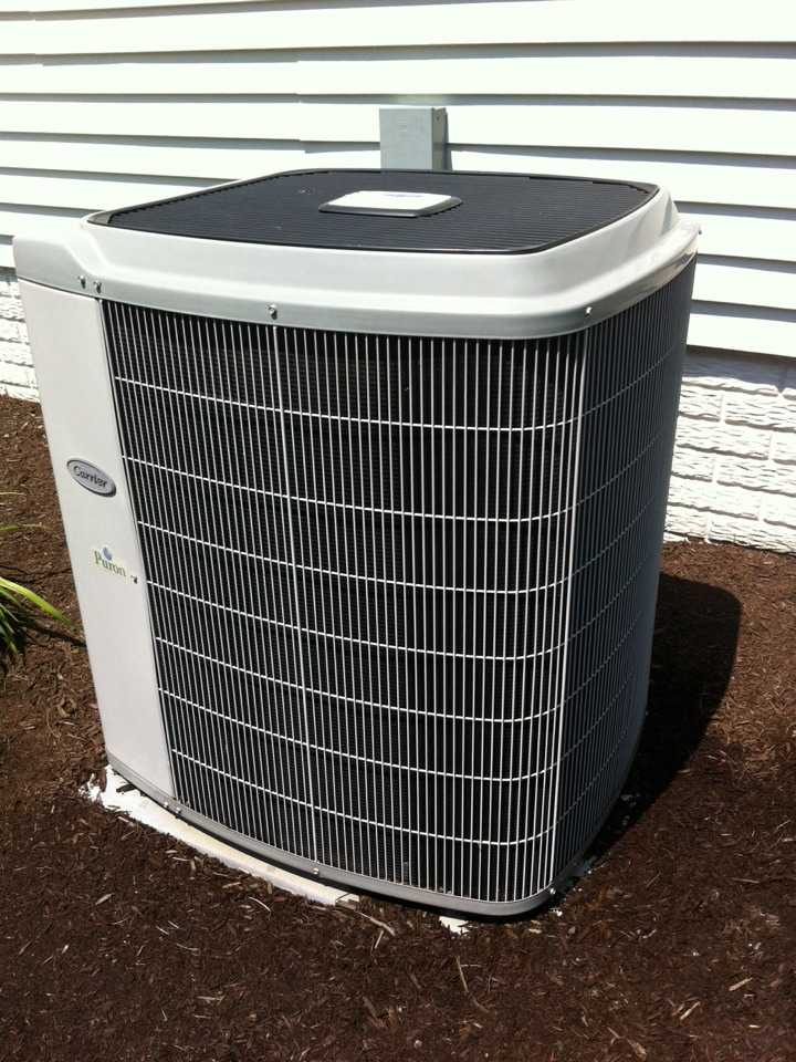 Gambrills, MD - carrier ac air conditioner & air conditioning system repair service call in gambrills maryland.