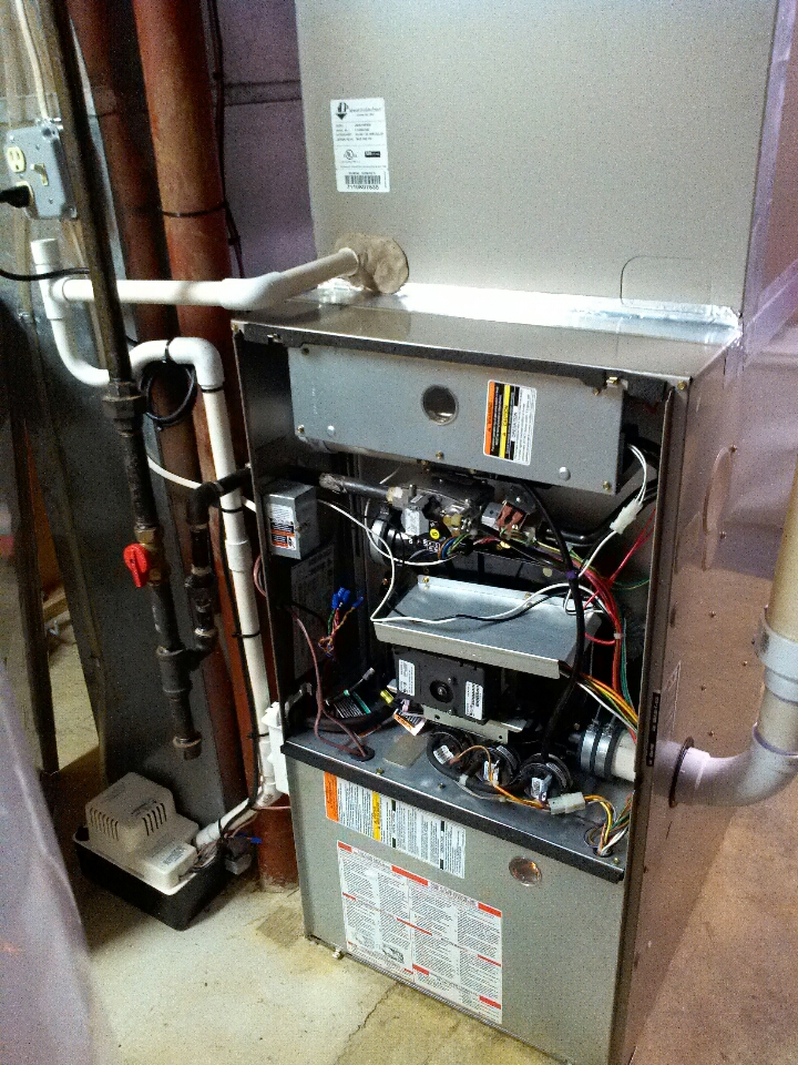 Crofton, MD - carrier gas furnace service