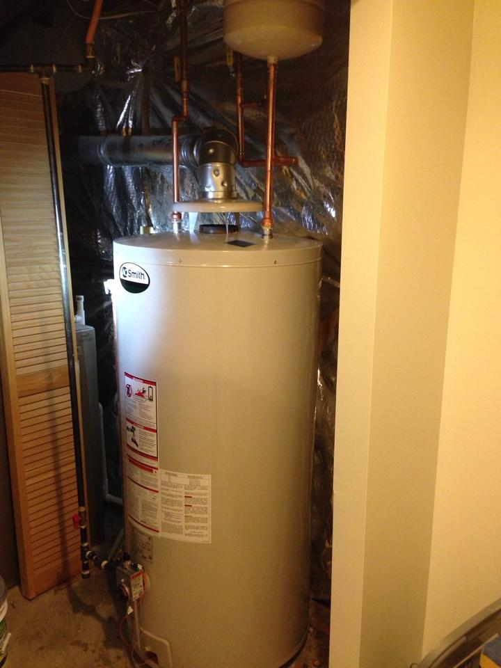 Crofton, MD - Water heater