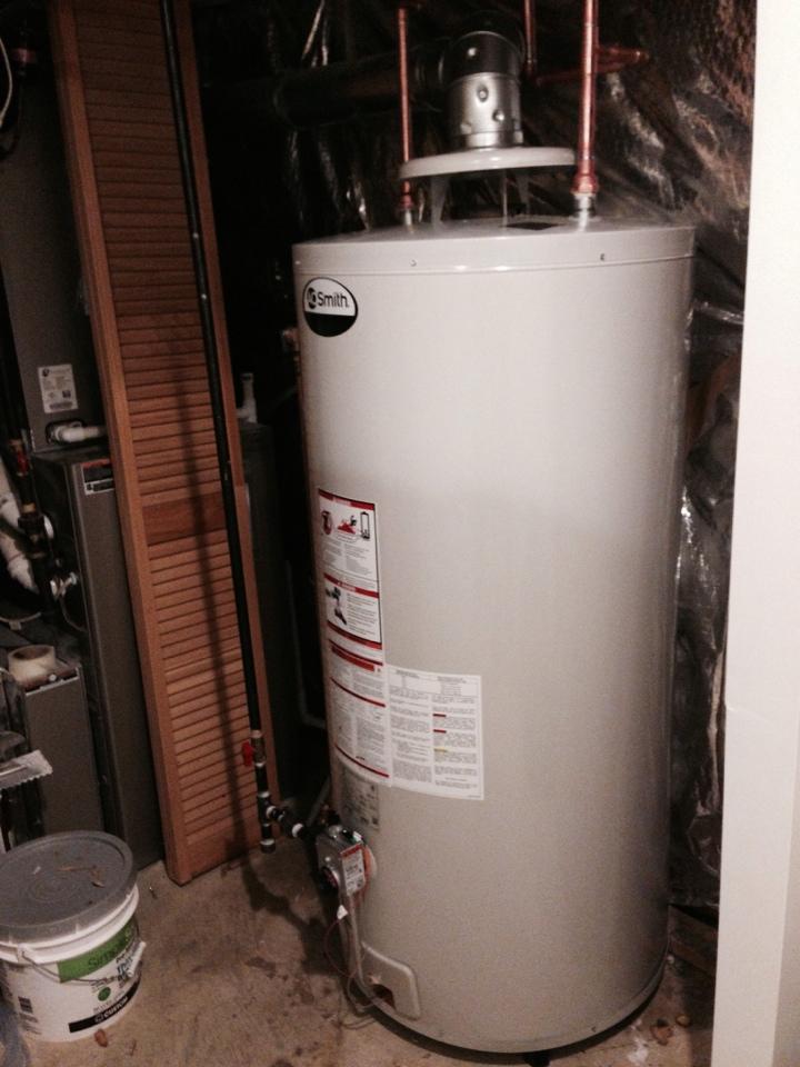 Crofton, MD - Hot water heater