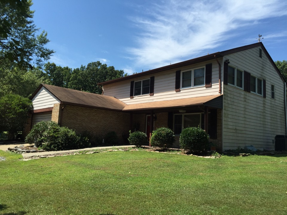La Plata, MD - New roof estimate GAF Timberline