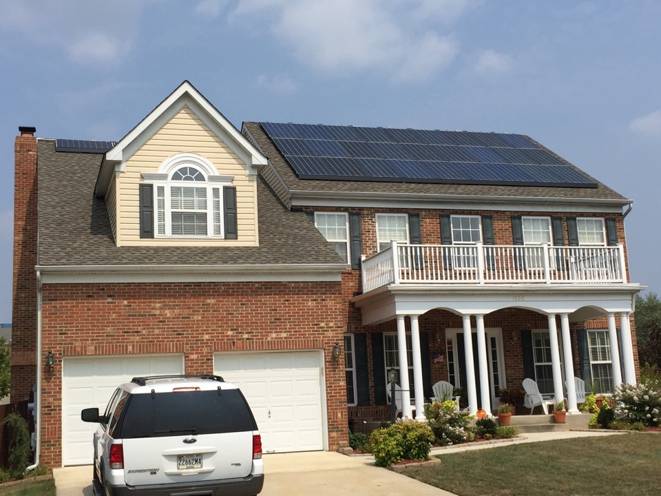 La Plata, MD - Solar panels? No problem we can get your roof on and panels back on in a day