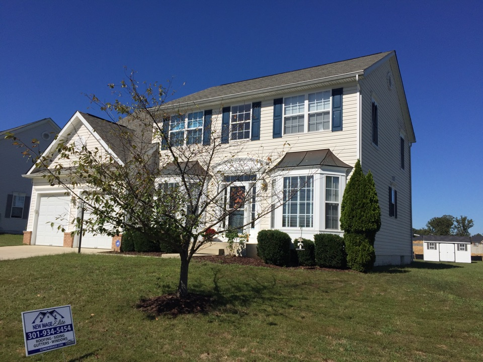La Plata, MD - New GAF Timberline shingles scheduled for next week