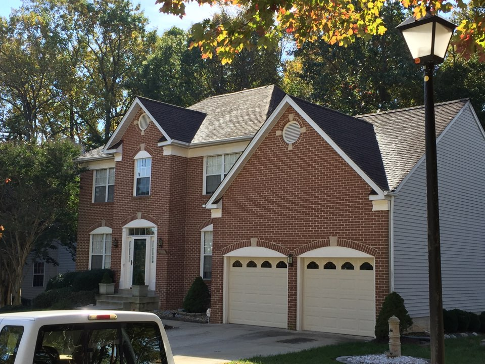 Clinton, MD - Brand new GAF Timberline roof