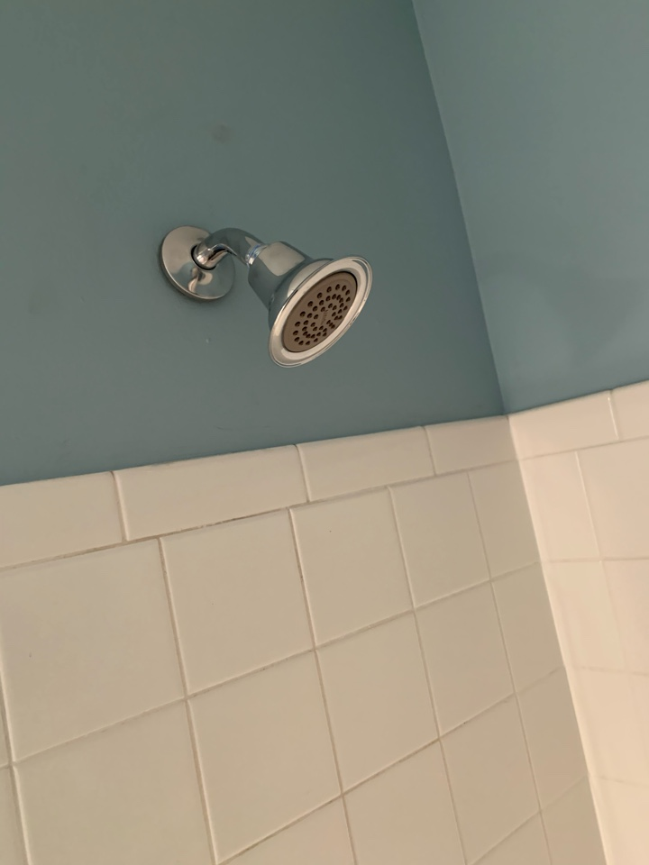 Just replaced a shower head!