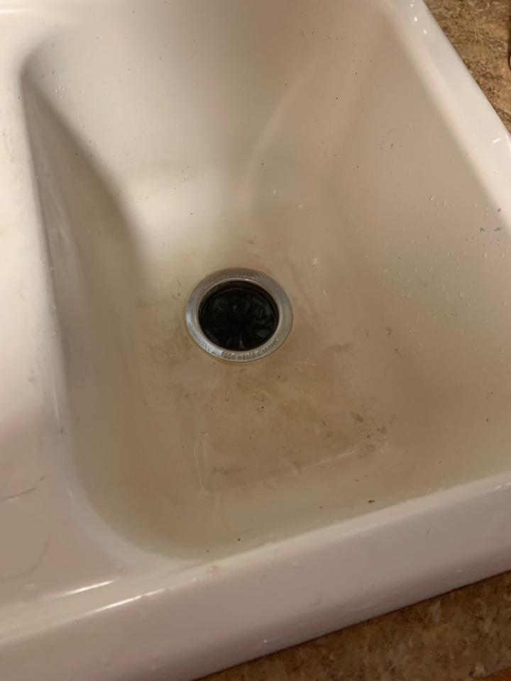 Kettering, OH - Just snaked a kitchen drain!