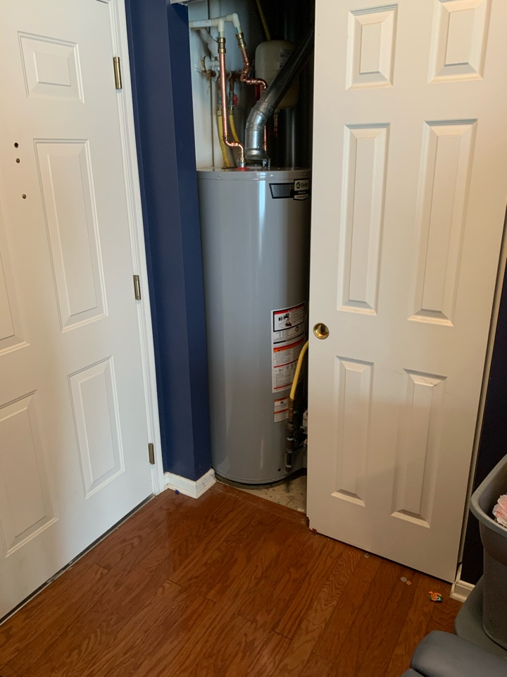 Beavercreek, OH - Just installed a water heater!