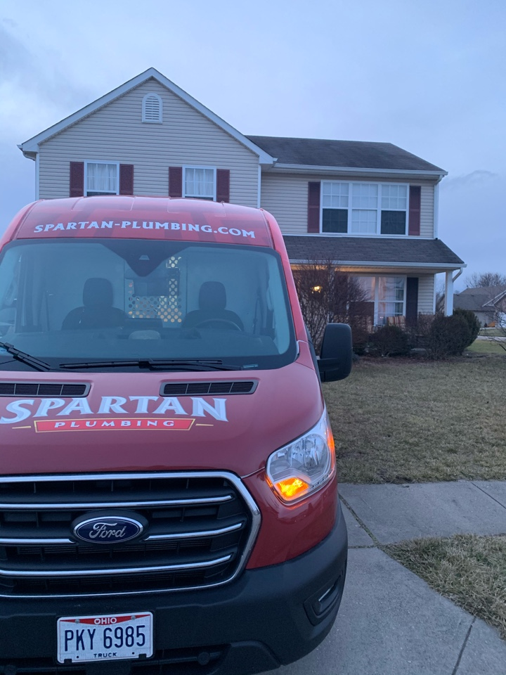 Franklin, OH - Just replaced a water heater!