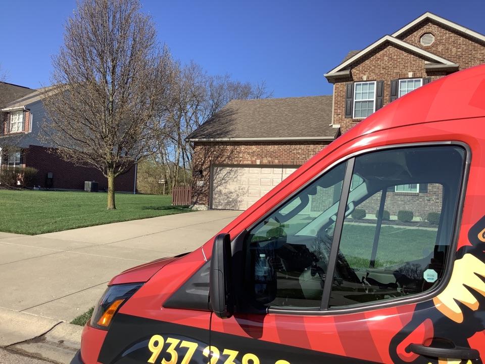Centerville, OH - Installed new shut off valves in Centerville!