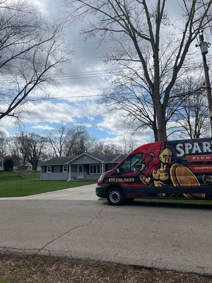 Franklin, OH - Repaired natural gas water heater in Carlisle, OH