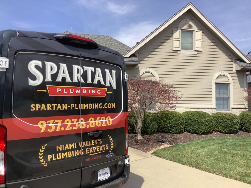 Dayton, OH - Installed new cartridges and kitchen faucet pull down hose in Centerville!