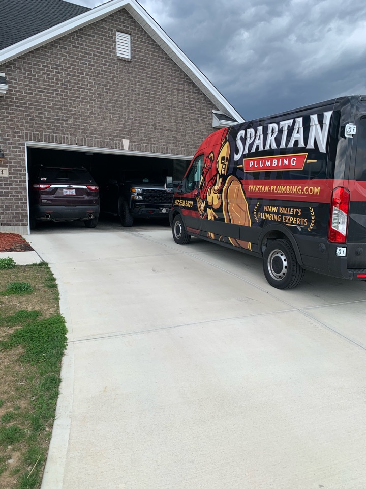 Carlisle, OH - Replaced kitchen sink drains in Carlisle Ohio!