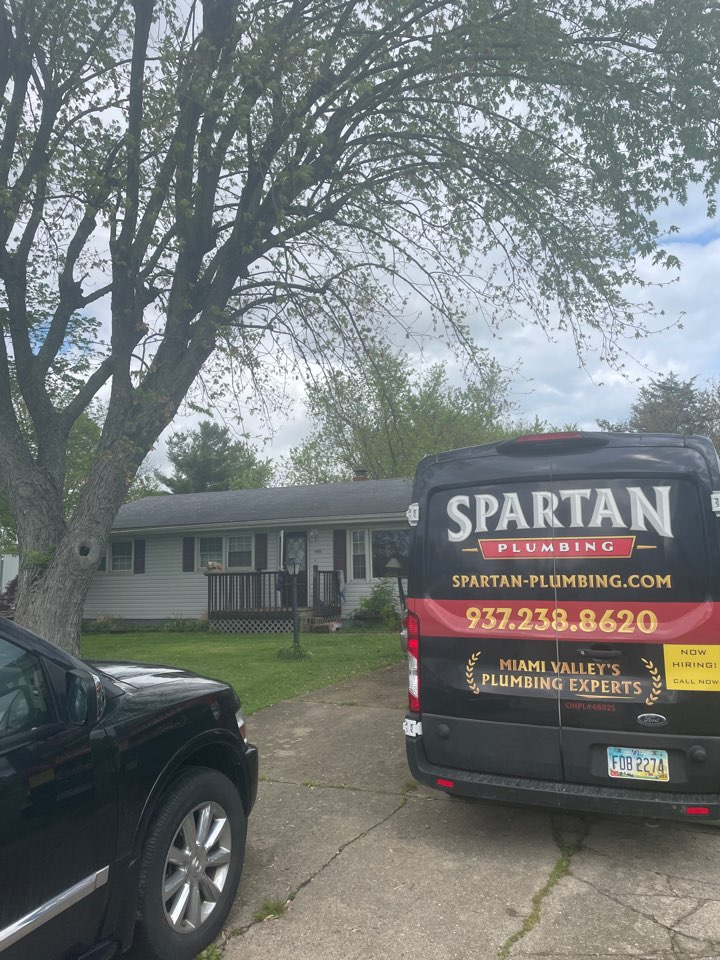 Installed water softener, repaired water line leak, and replaced bathtub drain line in Franklin, OH