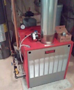 Bolingbrook, IL - Repairing boiler, new expansion tank, relief valve and pressure reducing valve
