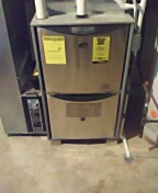 Lockport, IL - Replace inducer on tempstar furnace