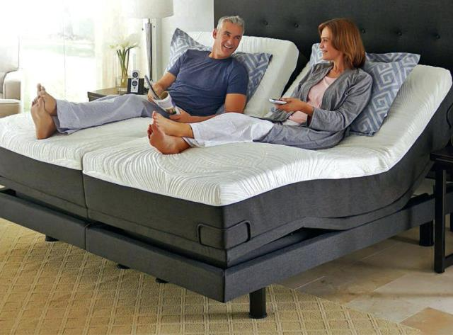 customer came in search of a split king adjustable mattress and found the perfect one due to us having the largest selection of adjustable mattresses in Pensacola.