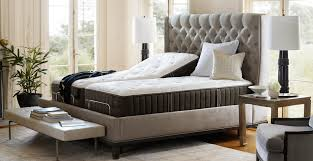 customer came in search of a king size adjustable bed plus a Sterns and Foster mattress to go on it. they were able to find the perfect one due to us having the largest selection of adjustable beds and Sterns and Foster mattresses in Pensacola.