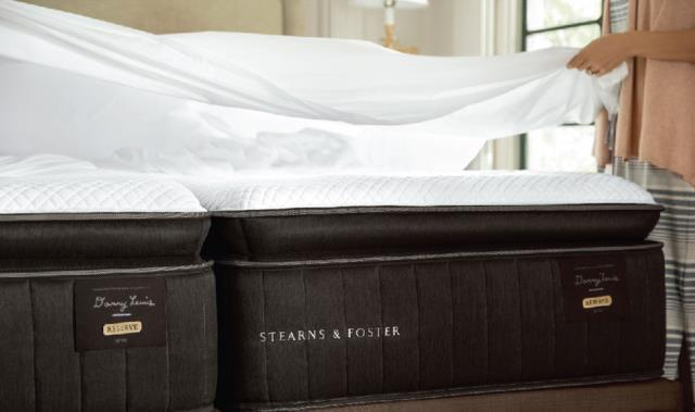 Molino, FL - customer came in search of a stearns and foster mattress and found the perfect one due to us having the largest selection of stearns and foster mattresses in Pensacola.