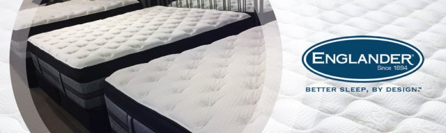 Gulf Breeze, FL - customer came in search of pillow top mattress and found the perfect englander pillow top mattress due to us having the largest selection of pillow top mattresses in Pensacola.