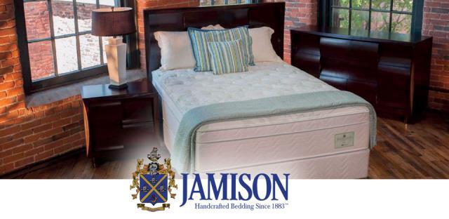 Navarre, FL - Jamison Bedding - A Heritage of Quality.