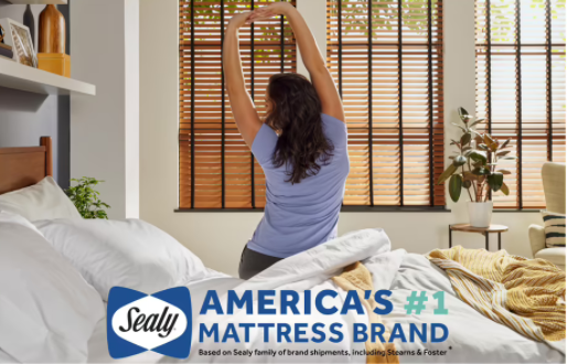 Crestview, FL - Sealy Performance™ Collection : Turn your bed into a relaxing retreat with a virtually unlimited range of ergonomic positions for your head and feet.