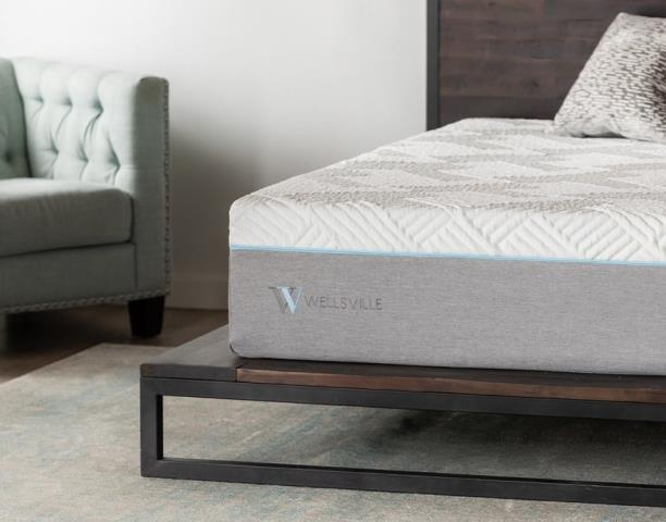 Wellsville Mattress Interior - Omniphase ™ Phase Change Material