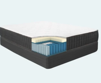 Seminole, AL - Englander Tension Ease® orthopedic mattress collection is designed with individual encased coils to provide support and promote spine alignment.